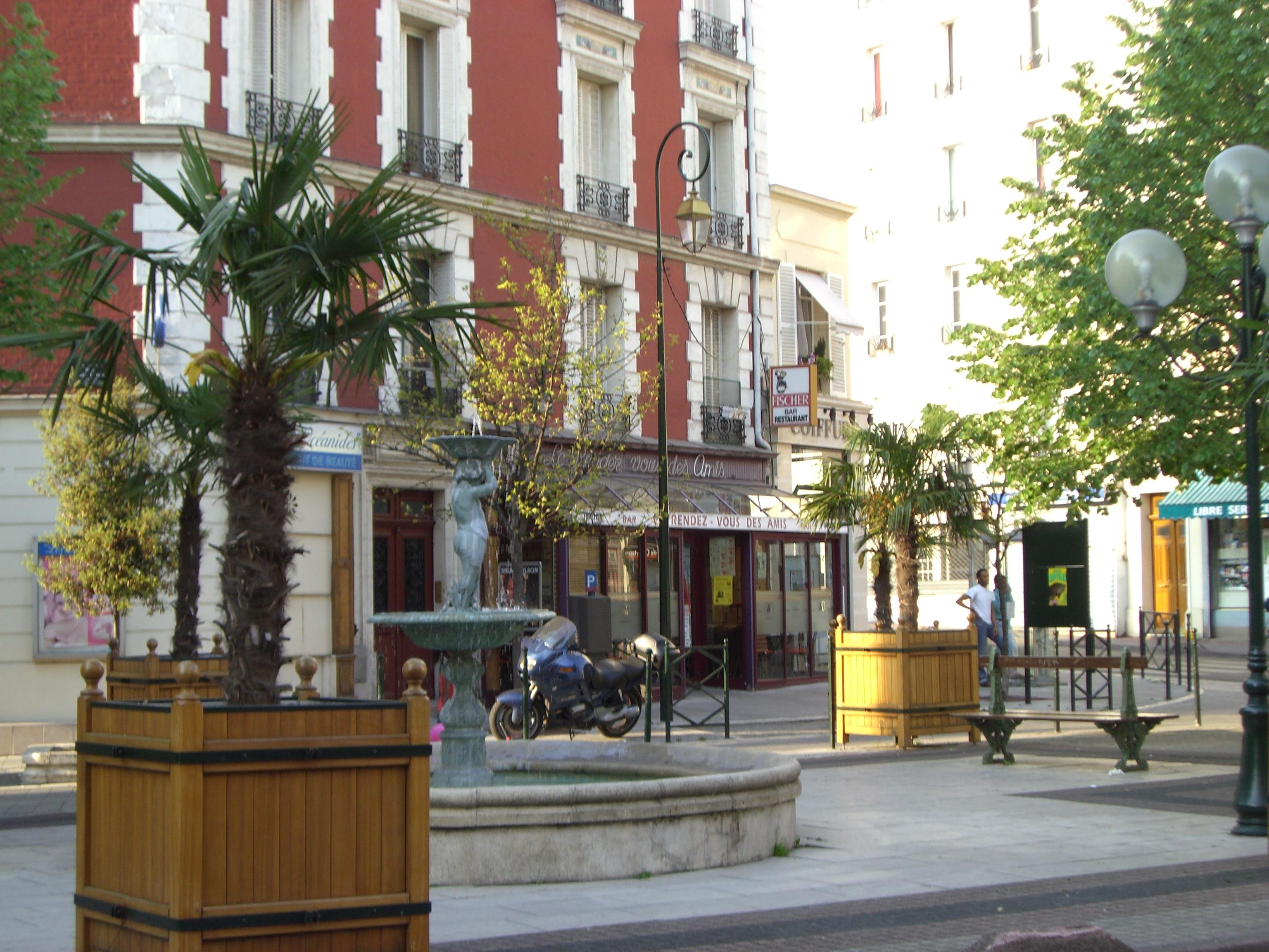 Stationnement La Garenne Colombes